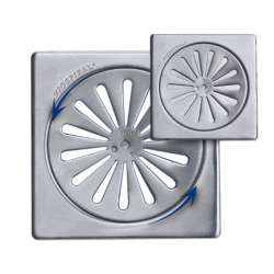 Σχάρα Inox Ασφαλείας 12Χ12 Viospiral
