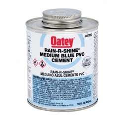 Κόλλα Σωλήνων PVC 237ml Ταχείας Πήξεως της Oatey