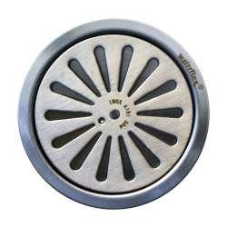 Σχάρα Inox Ασφαλείας Βαρέως Τύπου Φ100 WATERFLEX