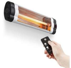 Θέρμανση εσωτερικού & εξωτερικού χώρου με υπέρυθρες
